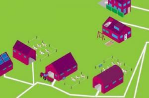 hoe kunnen elektriciteitsvraag en -aanbod in het landelijk-agrarische gebied optimaal op elkaar worden afgestemd?