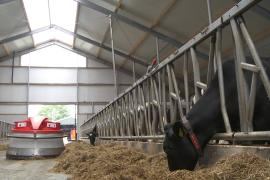 Naar een duurzame melkveehouderij - Energie efficiëntie in de praktijk